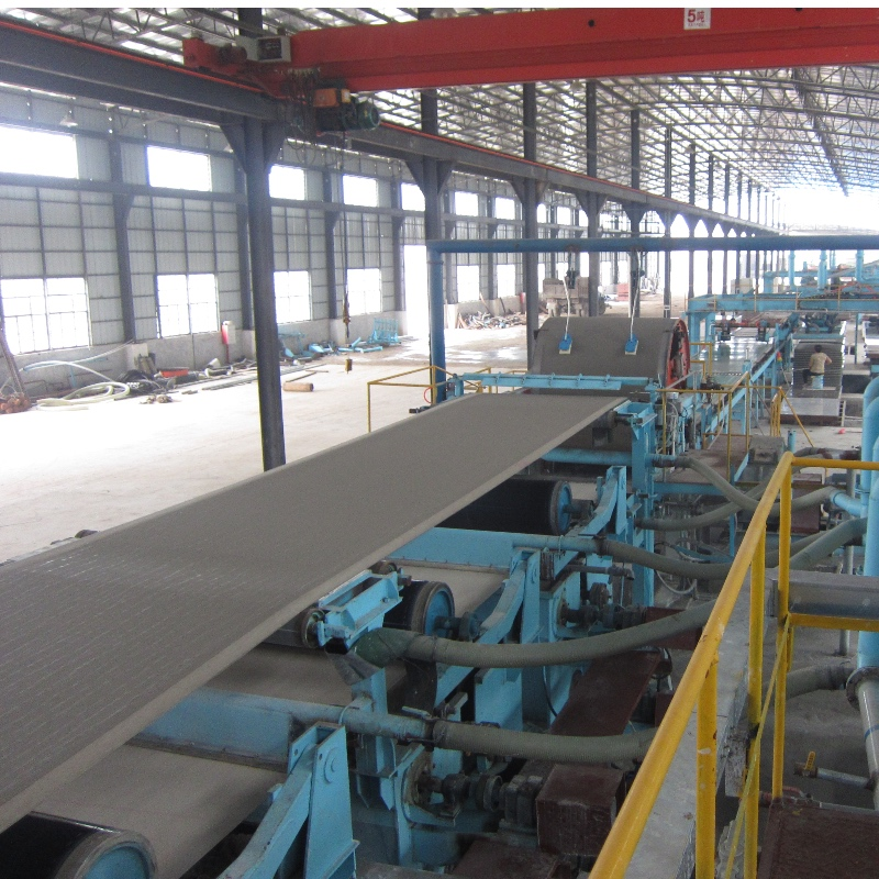 Fully Automatic Calcium Silicate Board Manufacturing Machinery